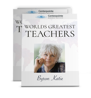World's Greatest Teachers - Byron Katie