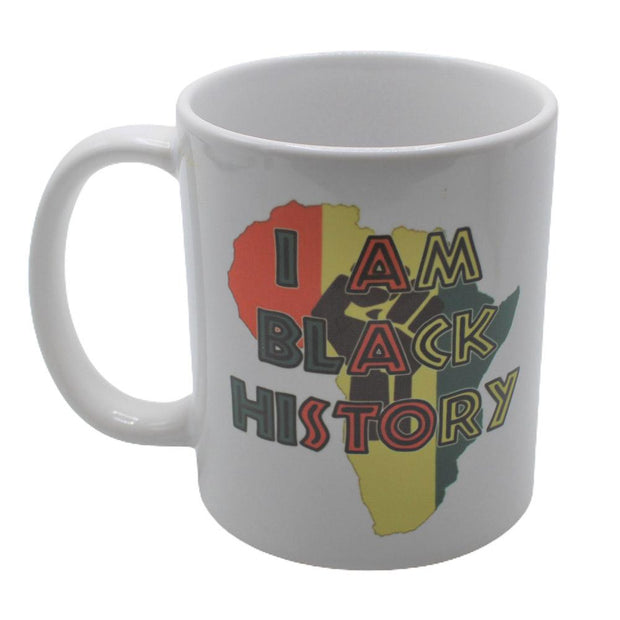 Personalized Black History Mug