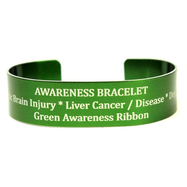 Green Awareness Bracelet?id=6384158441583
