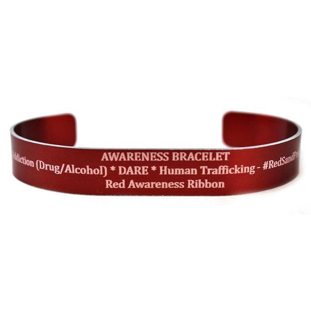 Red Awareness Bracelet?id=6384158244975