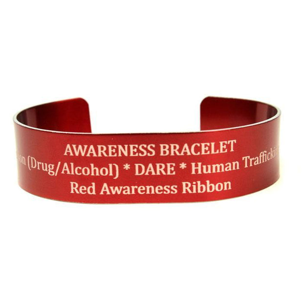 Red Ribbon Awareness Bracelet?id=6384158376047