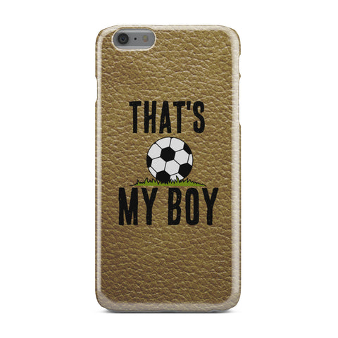 Soccer Boy Hard Phone Case