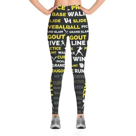 Softball Leggings
