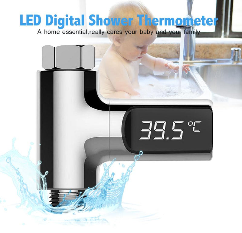 LED Display Home Water Thermometer - THE BABY\'S BOUTIQUE