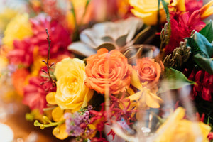 Autumn Bouquet Components