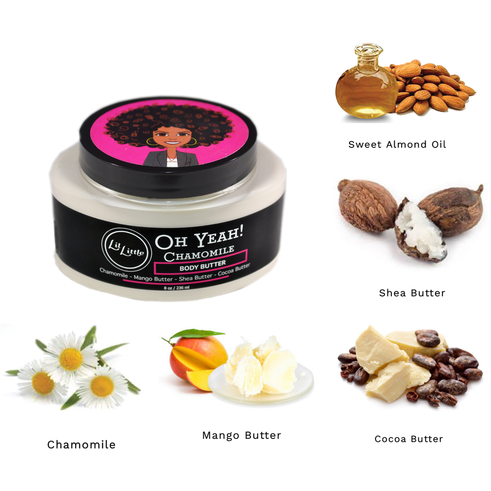 Load image into Gallery viewer, Lil Little Oh Yeah! Chamomile Body Butter