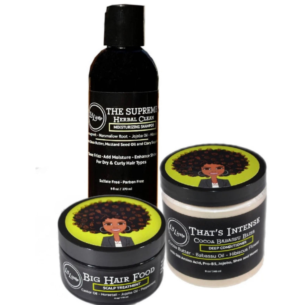 Moisture & Growth Bundle