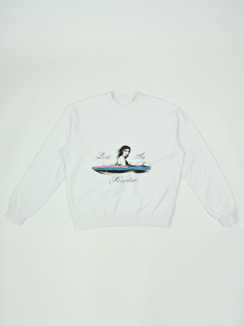 LOST IN PARADISE CREWNECK