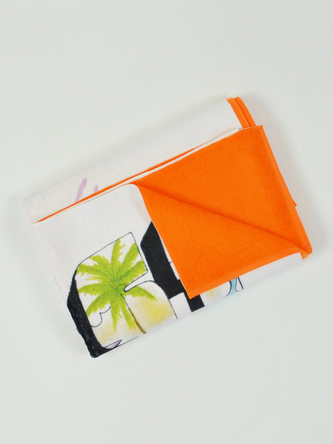 ALCHEMIST IN PARADISE BEACH TOWEL