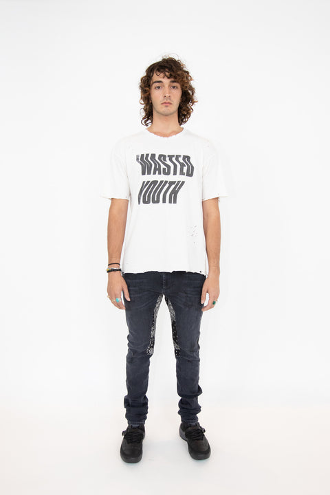 WASTED YOUTH TSHIRT