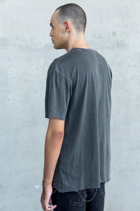'THE DECEAST' SHORT SLEEVE TEE