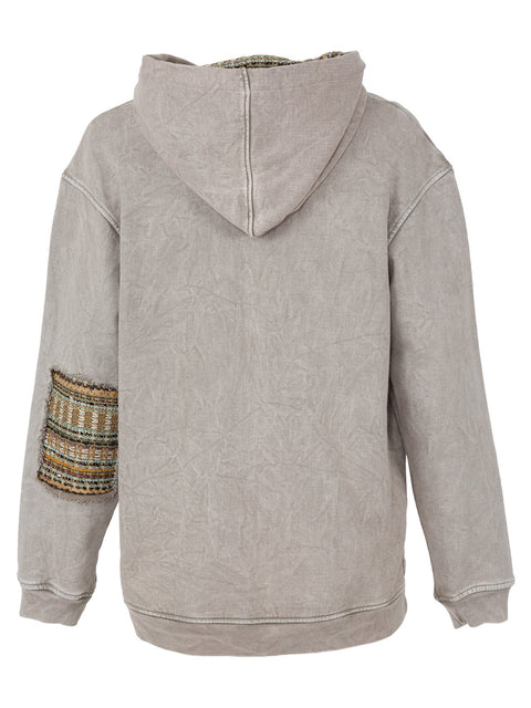COCO HOODIE IN KHAKI