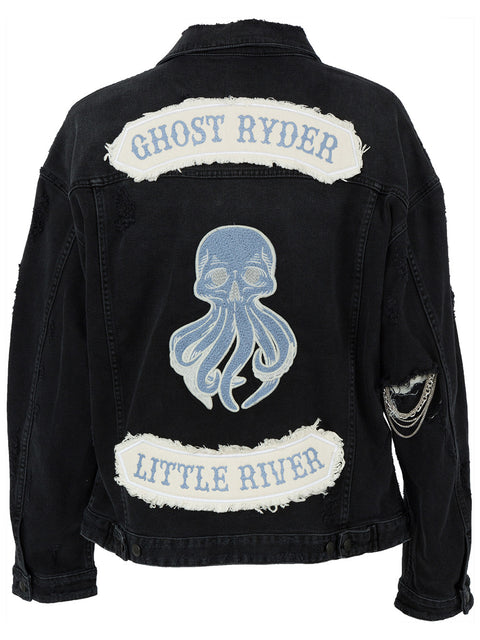 ROCKY GANG GANG LITTLE RIVER JACKET WITH CHAINS