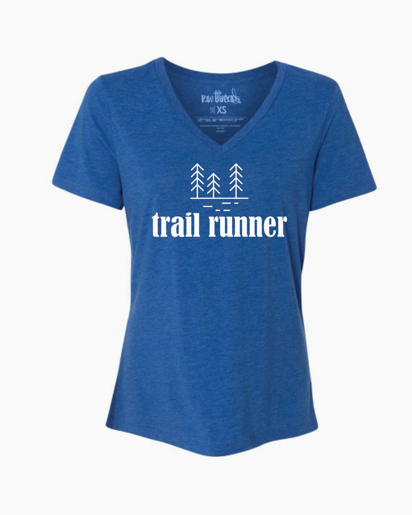 Trail Runner Relaxed V-Neck
