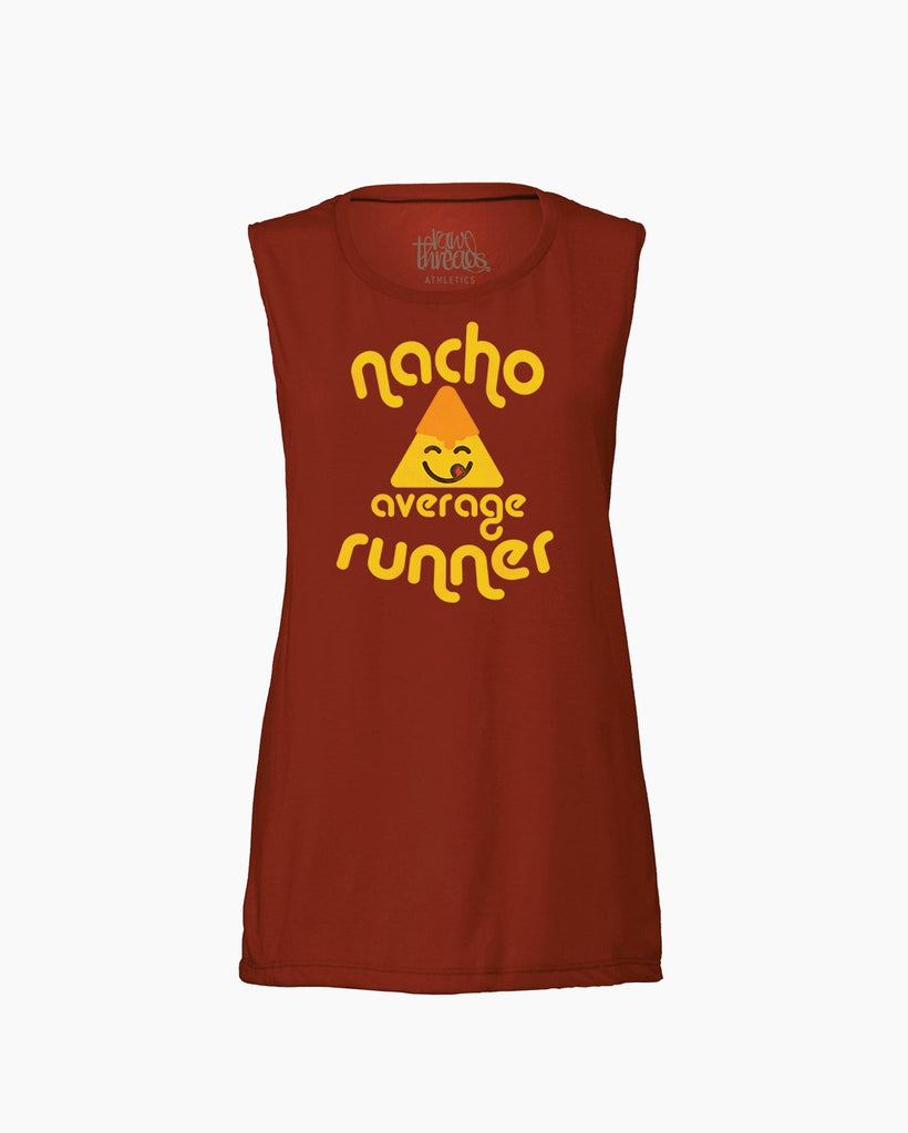 NACHO AVERAGE RUNNERFlowy Scoop Tank
