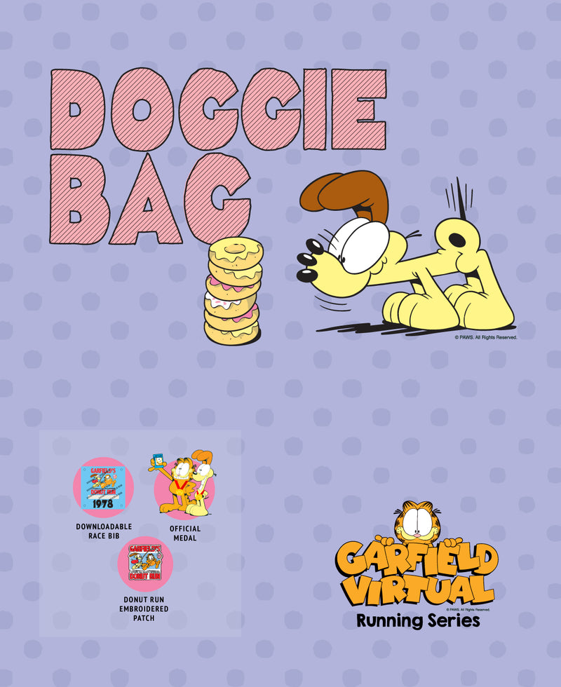 Doggie Bag - Garfield 2018