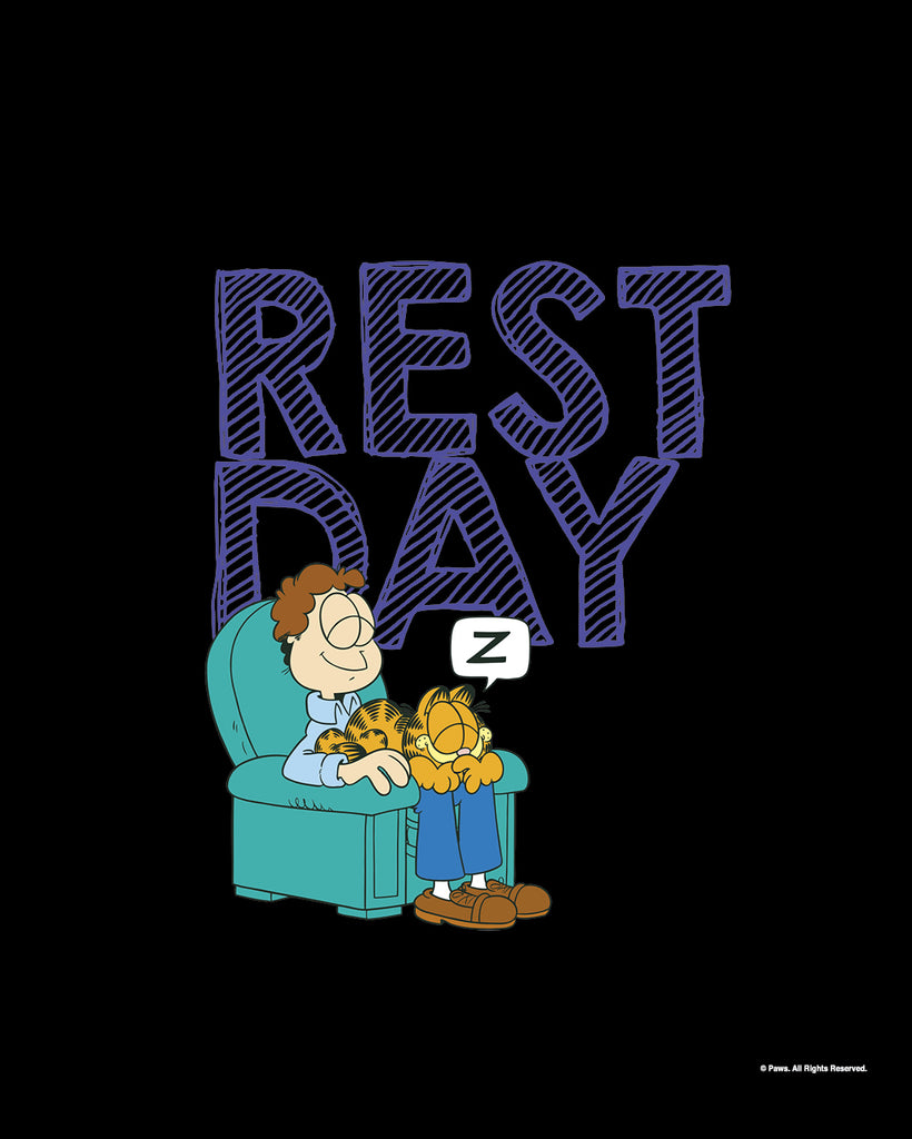 Garfield's Rest Dayz