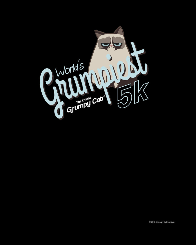 Worlds Grumpiest 5k