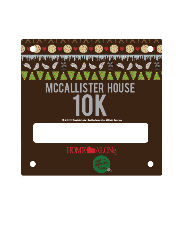 Home Alone McCallister House 10k