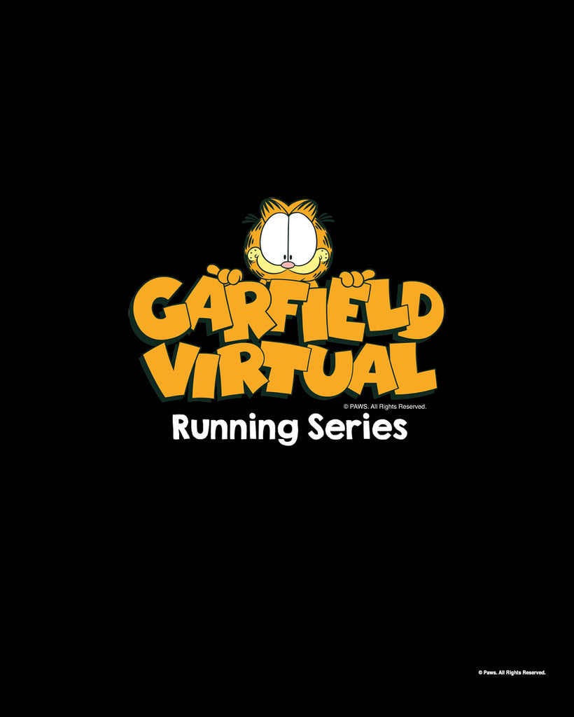 Garfield Virtual Running Series Official Logo