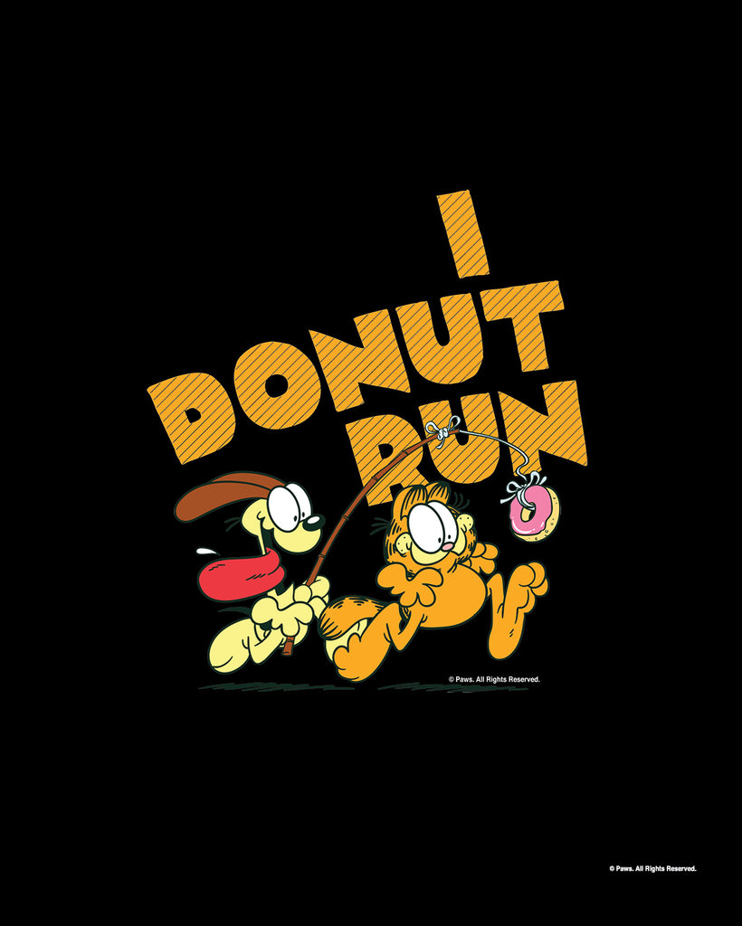 Garfield's I Donut Run