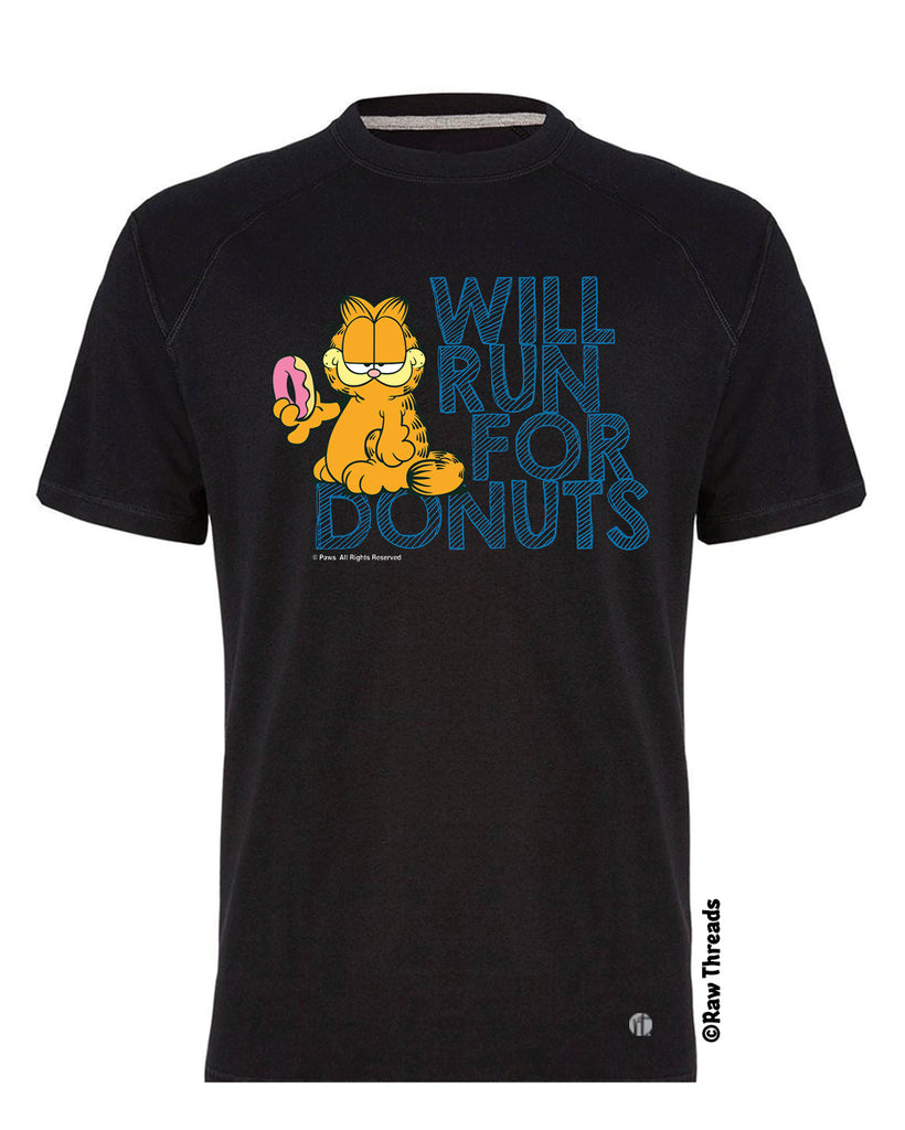 Garfield's Will Run For Donuts