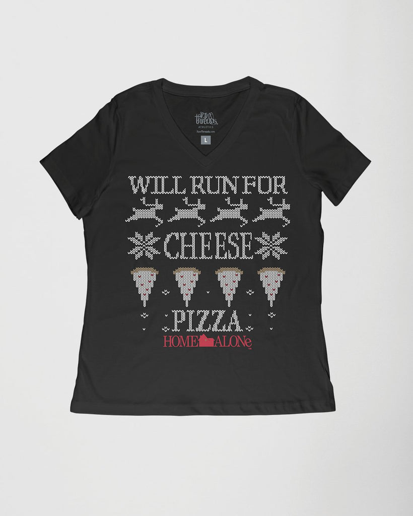 Will Run for Cheese Pizza Relaxed V