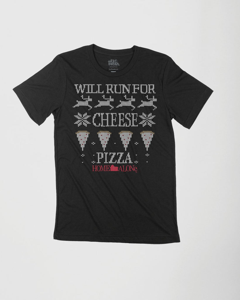 Will Run for Cheese Pizza Crew
