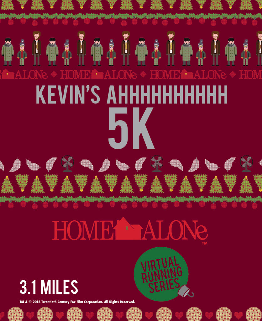 Home Alone Kevin's AHHHHHHHHHH 5k (in stock)