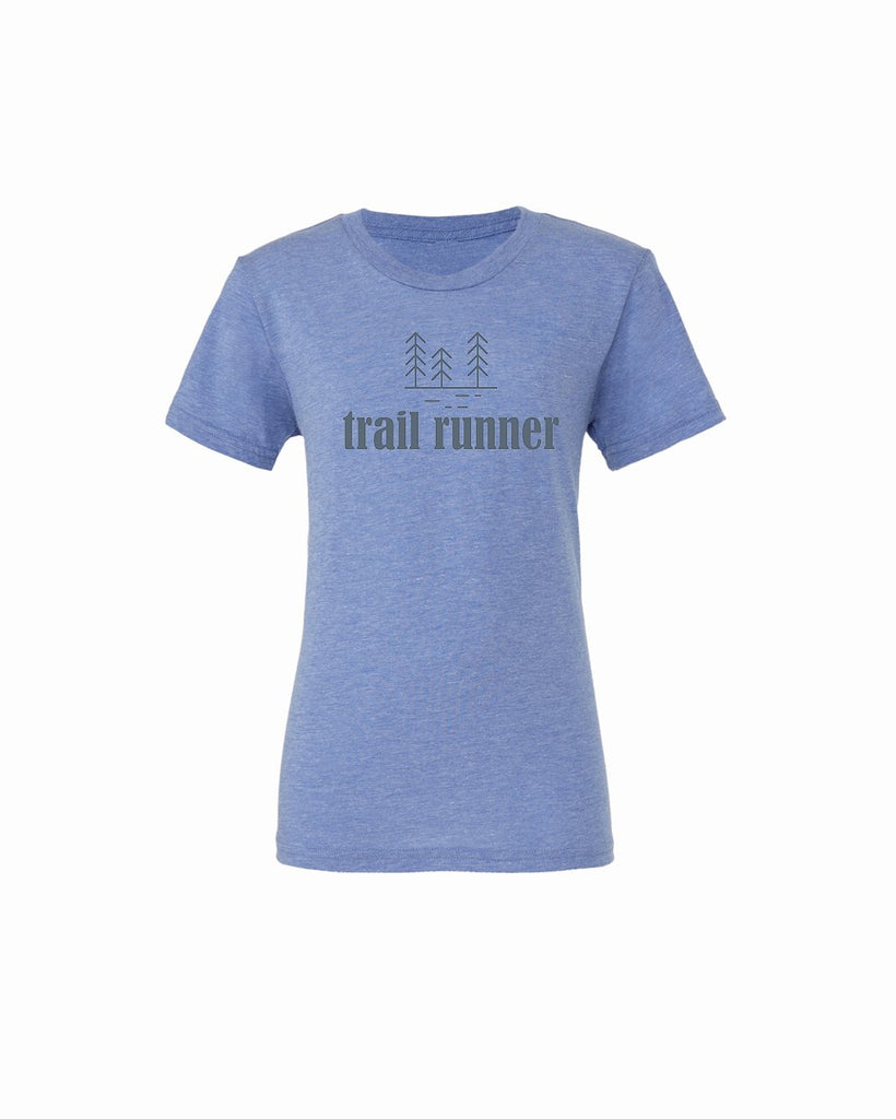 Trail Runner Youth Short Sleeve