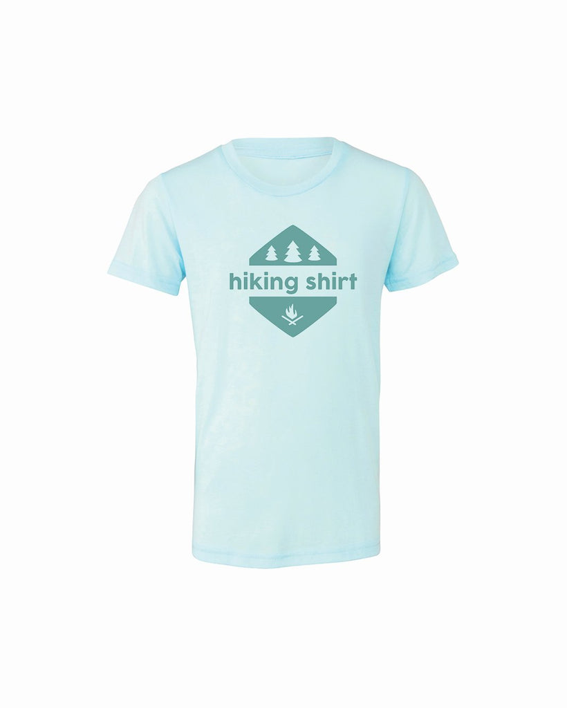 Hiking Shirt Youth Short Sleeve