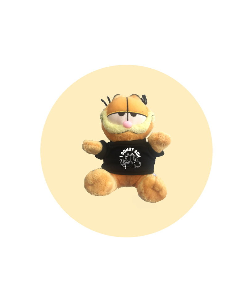Garfield Plush with Tee