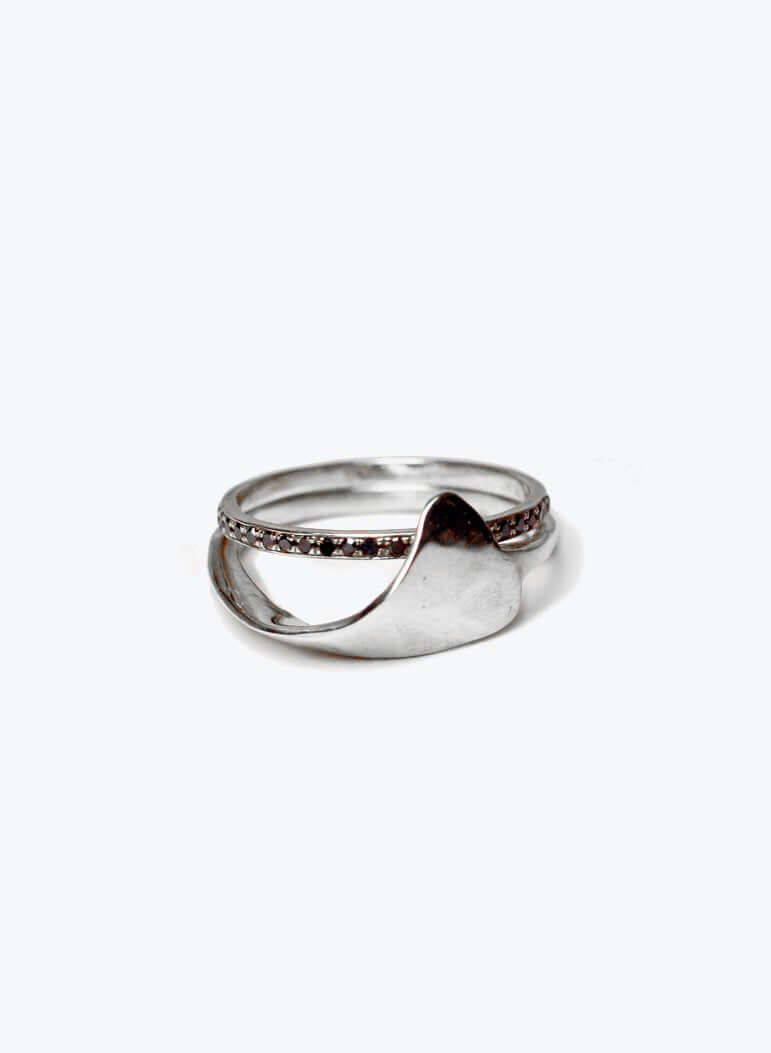 Billow ring | Tara Stack