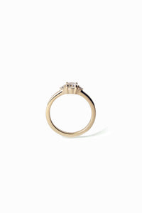 Ellis Ring Cognac Diamond