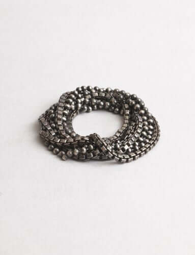 Men's Russian Chain Ring