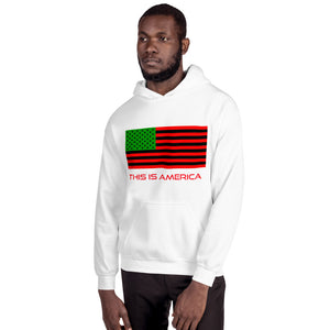 THIS IS AMERICA - Fall/Winter Unisex Hoodie