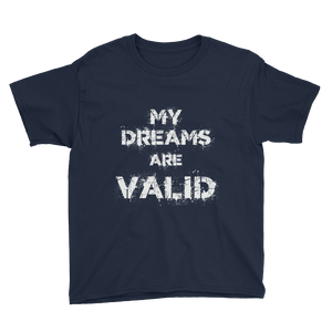 Youth Valid Dreams Short Sleeve T-Shirt