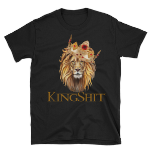 Kingdom Come Short-Sleeve Unisex T-Shirt