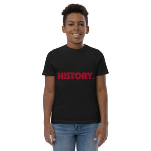 """We Are Black History"" LIMITED EDITION Youth Tee"