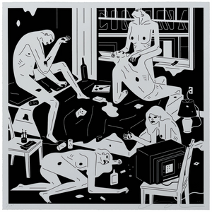 Cleon Peterson - Park Ave 2020