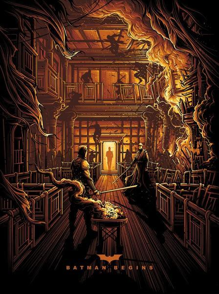 Dan Mumford - Death is not Considerate 2017