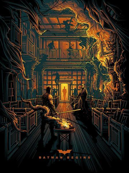 Dan Mumford - Death is not Considerate (Variant) 2017
