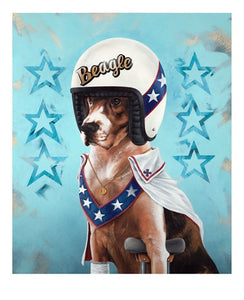 Mike China - Beagle Knievel 2011 POW