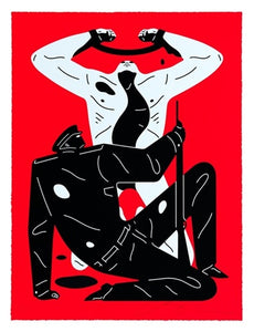Cleon Peterson - The Collaborator 2019 (Red)