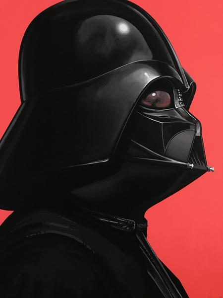 Mike Mitchell - Darth Vader 2017