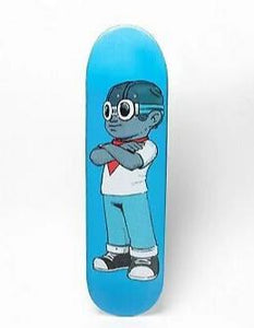 Hebru Brantley - 2019 Skate Board Deck The Great Debate