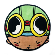 Hebru Brantley - Flyboy Rug 2019