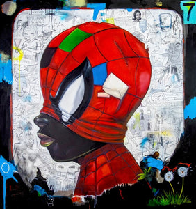 Hebru Brantley - The Webs We Weave 2019