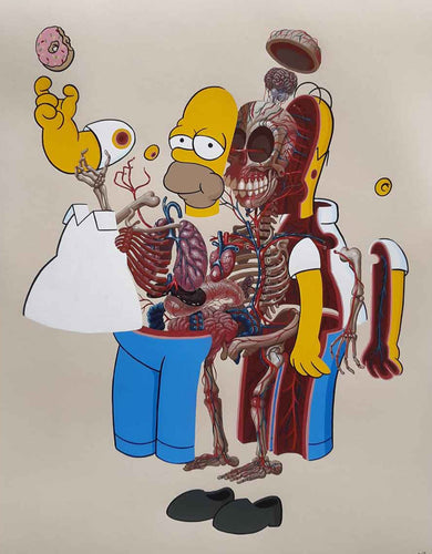 NYCHOS - Dissection of Homer Simpson 2020