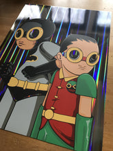 Hebru Brantley - Flynamic Duo (Laser) 2017